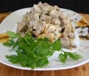 Салат «Баклажаны со вкусом грибов»