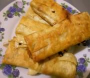 Блинчики из лаваша на завтрак
