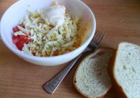 рецепт самого простого салата с фото