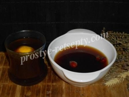 монастырский чай рецепт