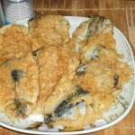 рыбные биточки
