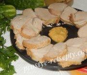 Приготовление домашней ветчины из свинины