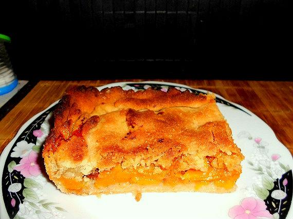 пирог из тыквы простой