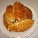 пирожки с капустой в духовке