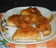 Пирожки с тыквой жареные – необычайно вкусно!