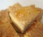 Простой пирог с творогом в духовке