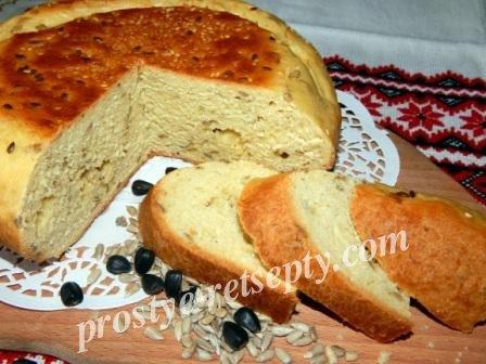 хлеб в мультиварке Филипс
