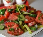 Самые простые овощные салаты