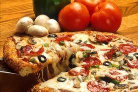Тесто для пиццы на кефире без яиц рецепт
