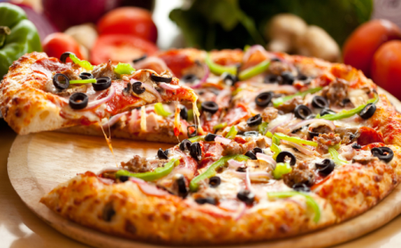 тесто для пиццы без дрожжей на молоке рецепт