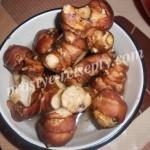 блюда из топинамбура