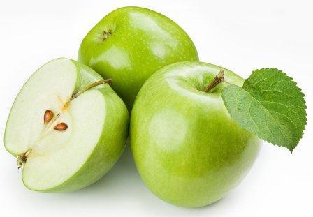Зеленые яблоки: польза или вред