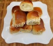 Пирожки в духовке и на сковороде