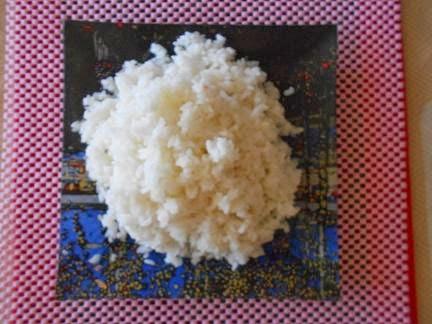 подготовить рис