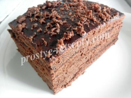 Рецепты шоколадного печенья в домашних условиях пошагово простые 79