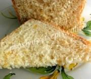 Кабачковый хлеб с луком и сыром в хлебопечке