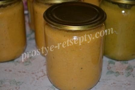 Вкусная кабачковая икра: рецепт с фото