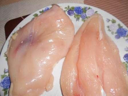 куриные филе