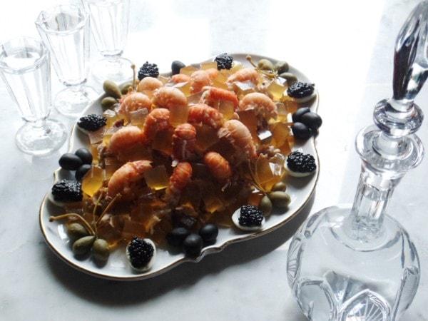 настоящий салат оливье