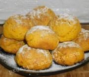 Печенье из тыквы с овсяными хлопьями