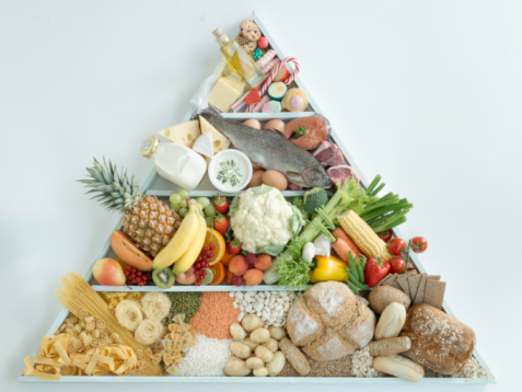 Повышенный холестерин: как надо питаться?