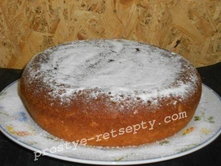 творожный кекс рецепт