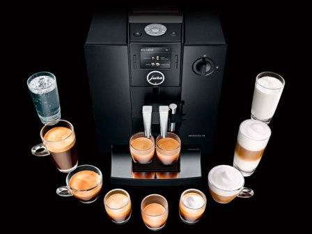 кофеварка или кофемашина для дома