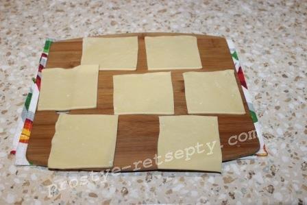 нарезать на квадраты