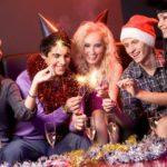 конкурсы и развлечения на новый год 2017