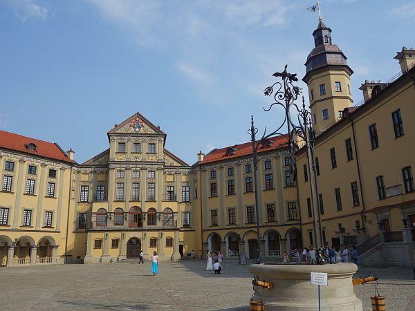 отель палац в Минске