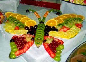 Украшение блюд ребенку день рождения 48