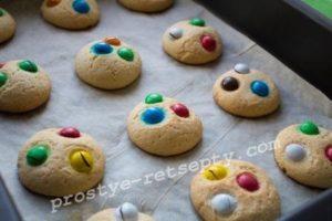 Как приготовить песочное печенье в домашних условиях