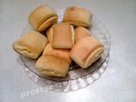 Печенье с творогом «Турбинки»