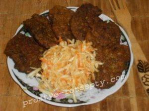 Рис с говяжьей печенью рецепт пошагово