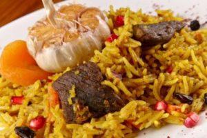 как приготовить плов из баранины чтобы рис был рассыпчатым
