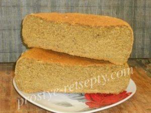 Хлеб в мультиварке - полезный и вкусный