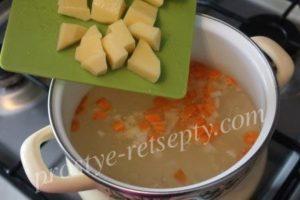 суп с клёцками пошаговый рецепт с курицей