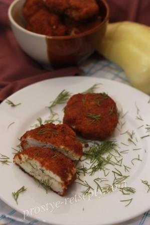 котлеты из куриного филе рубленные рецепт без майонеза