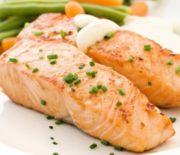 Красная рыба в духовке: рецепты, польза, как выбрать
