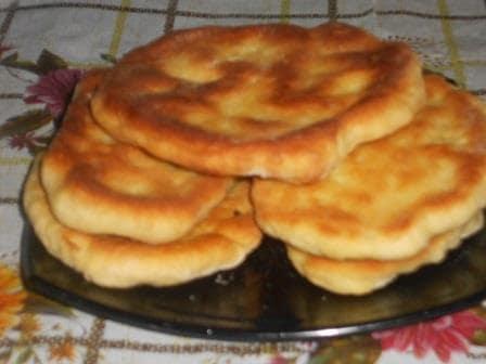 коржики вместо хлеба