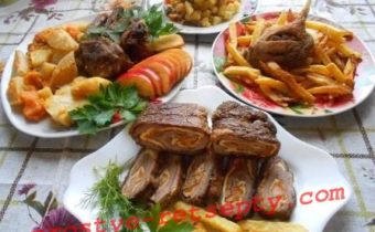 4 блюда из утки