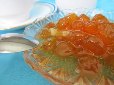 черешня с медом