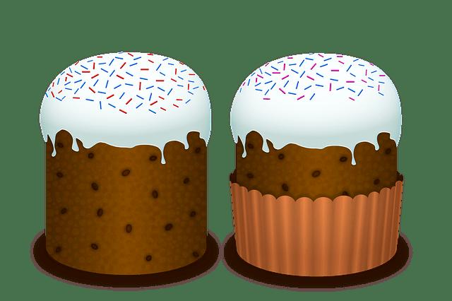 Глазурь для пасхальных куличей: 9 красивых и простых рецептов