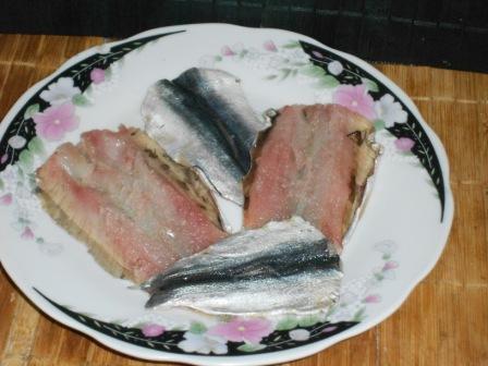 филе рыбное