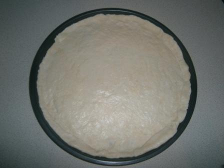 формируем пиццу