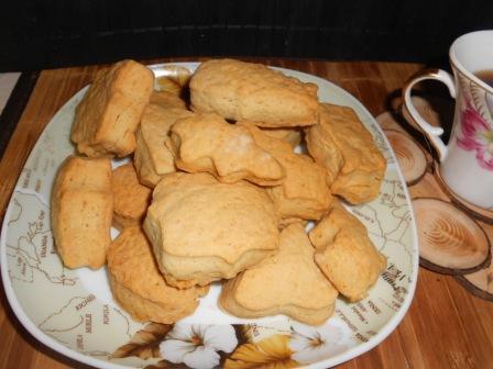 рецепт печенья на смальце