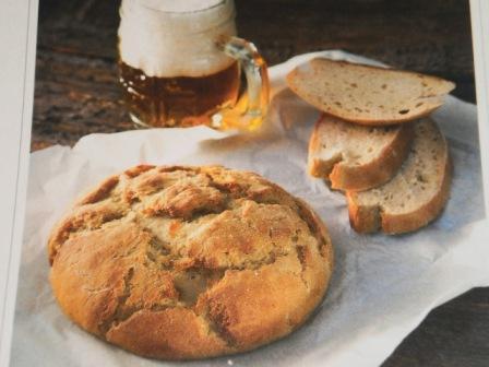 хлеб с пивом