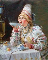 чай вприкуску