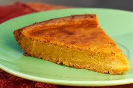пирог тыква