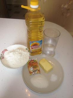 продукты для пирожков